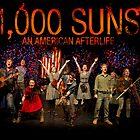 1,000 Suns merchandise by Gary Eason + Flight Artworks