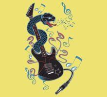 6 Strings of Venom! Baby Tee