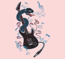 6 Strings of Venom! Kids Tee