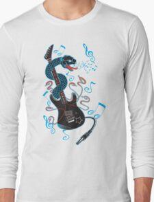 6 Strings of Venom! Long Sleeve T-Shirt