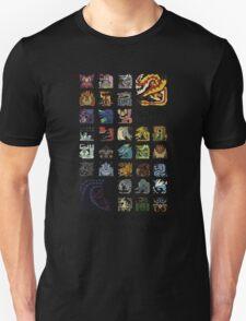 Monster Hunter 4 Ultimate 'Hunt Me' Design Unisex T-Shirt