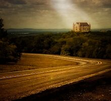 """""""Hill Country Castle"""" by R Del Angel"""