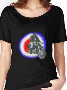 Billy Fury biker Women's Relaxed Fit T-Shirt