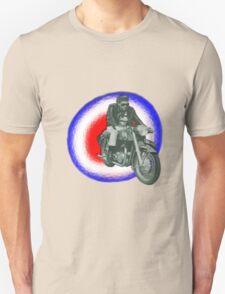 Billy Fury biker Unisex T-Shirt