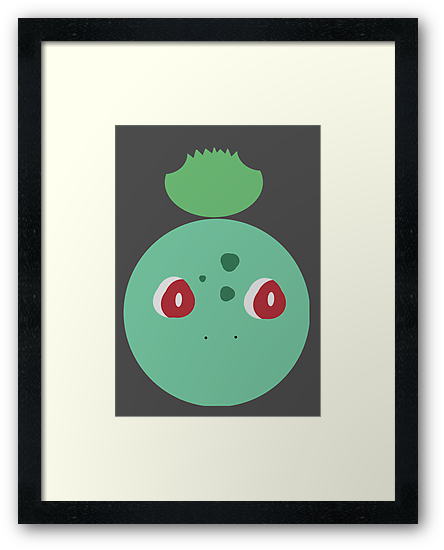 Bulbasaur Ball by Rjcham