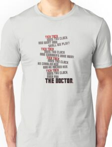 Tick Tock Unisex T-Shirt