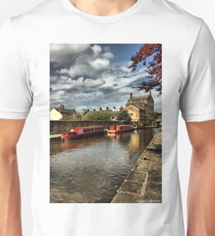 Canal Barges Unisex T-Shirt