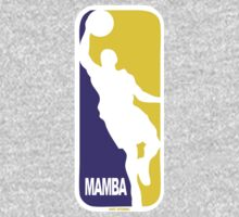 The New NBA Logo by Antatomic