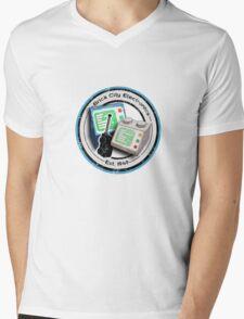 Brick City Eletronics Mens V-Neck T-Shirt