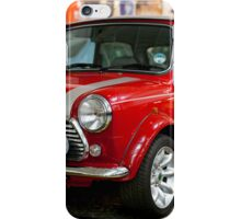 Classic Mini Cooper iPhone cover iPhone Case/Skin