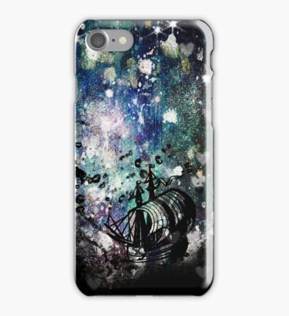 A Skilled Sailor iPhone Case/Skin
