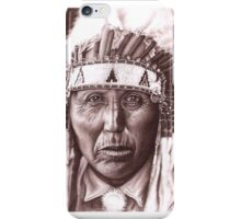 Cheyenne Chief iPhone Case/Skin