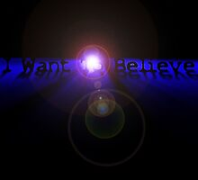 I Want To Believe by waltzingin1698