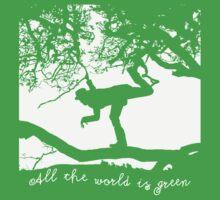 Tom Waits - All the World is Green by cisnenegro