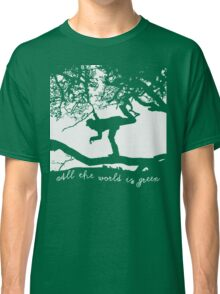 Tom Waits - All the World is Green Classic T-Shirt