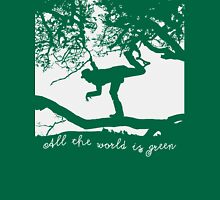 Tom Waits - All the World is Green Unisex T-Shirt