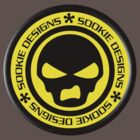 Sookie Designs Yellow Disc Logo by Sookiesooker