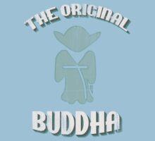 The Original Buddha Yoda One Piece - Short Sleeve