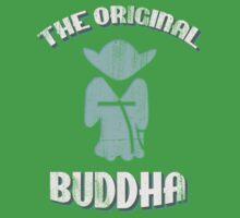 The Original Buddha Yoda Kids Clothes