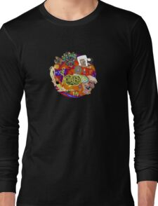 Of Montreal Album Art Long Sleeve T-Shirt