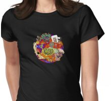Of Montreal Album Art Womens Fitted T-Shirt