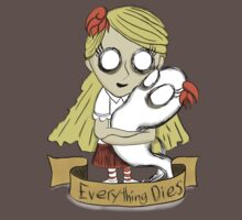 Wendy, Don't starve Baby Tee