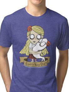 Wendy, Don't starve Tri-blend T-Shirt
