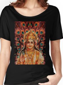 Parvati Women's Relaxed Fit T-Shirt
