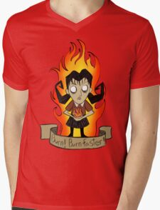 Willow, Don't starve Mens V-Neck T-Shirt