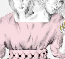 Dott & Bette Sticker