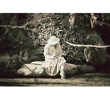 Lonely.... Photographic Print