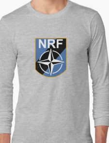 NATO Response Force Long Sleeve T-Shirt