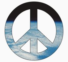 Peace - space. by LewisJamesMuzzy