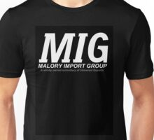 M I G Reverse Unisex T-Shirt