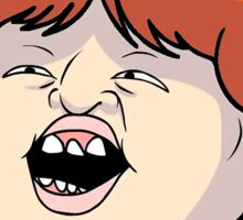 Wingardium Leviosa Ron Weasley Sticker