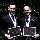 Thank You Colour by Mark Wilson