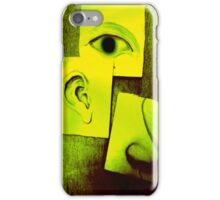Keeping It Together iPhone Case/Skin