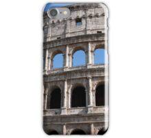 Flavian Amphitheater iPhone Case/Skin