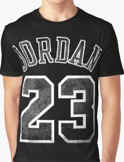 Jordan 23 Jersey Worn Graphic T-Shirt