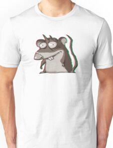 Aberration psychedelic Rar Unisex T-Shirt