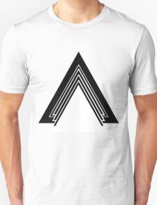 BLACK TRI▲NGLE Unisex T-Shirt