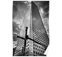 JP Morgan Chase Tower Poster