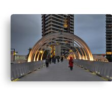 Home time Canvas Print