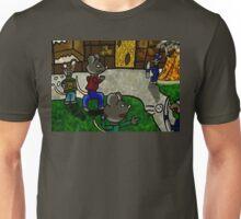 CARTOON RIOTS  Unisex T-Shirt