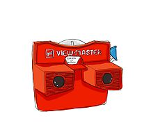 view master images toy art Photographic Print
