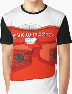 view master images toy art Graphic T-Shirt