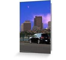 2011 VW GTI Greeting Card