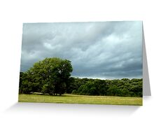 God Of All The Earth And Sky Greeting Card