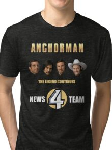 Anchorman 2 Tri-blend T-Shirt