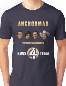 Anchorman 2 Unisex T-Shirt